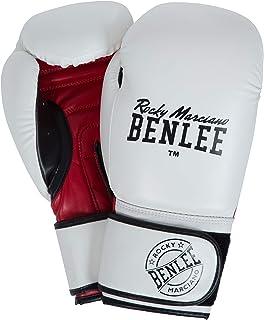 BENLEE Rocky Marciano CARLOS rękawice bokserskie, białe/czarne/czerwone, 10 oz