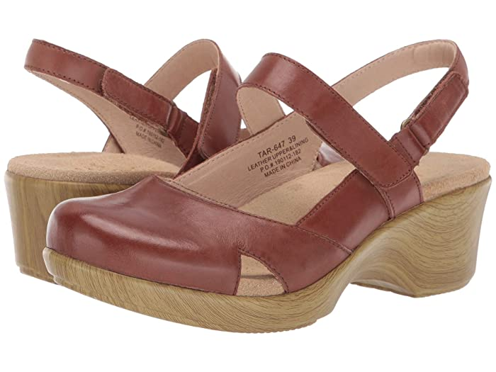 Alegria  Tarah (Cognac) Womens  Shoes