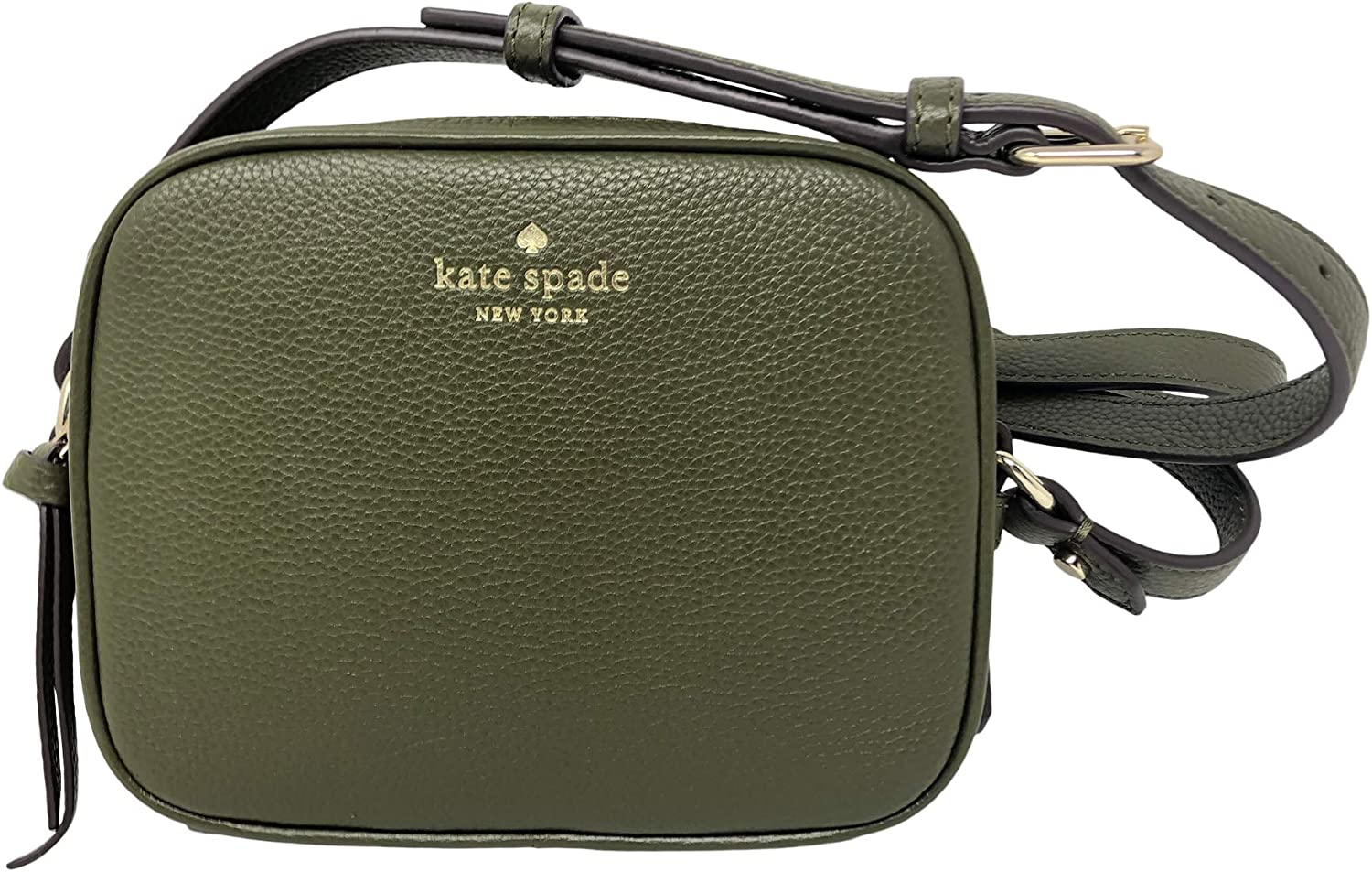 Kate Spade New York Mulberry Crossb Leather Pyper Pebbled At the price of surprise Large-scale sale Street
