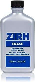 Zirh Erase Aftershave Relief Tonic, 6.7 Fl Oz