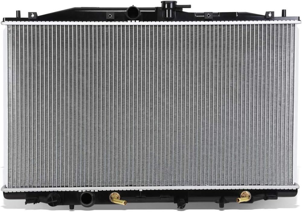DNA Motoring OEM-RA-2680 2680 Aluminum 驚きの値段で 04-08 Acura 一部予約 Radiator For