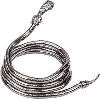 Flexible Bendable Snake Bracelet Wrap Bangle Twistable Adjustable Neck Collar Choker Necklace Waistband