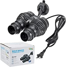 Hygger Submersible Aquarium Powerhead 2000GPH Fish Tank Wavemaker Circulation Pump for..