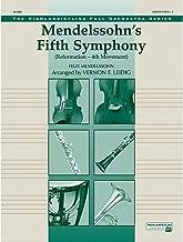 Best mendelssohn's fifth symphony Reviews