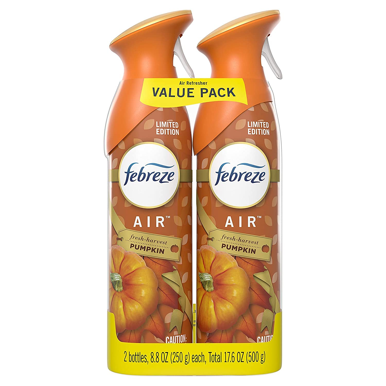 Febreze Air - Regular discount Limited Don't miss the campaign Edition Twin Pumpkin Fresh-Harvest Pac