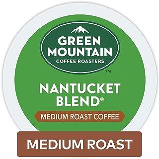 Green Mountain Coffee Roasters Nantucket Blend, Single Serve Coffee K-Cup Pod, Medium Roast, 32 Count