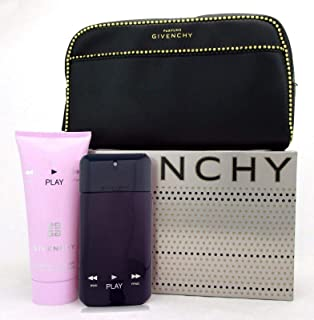 Givenchy Play Intense for Her EDP 50ml Spray + BL100ml + Pouch