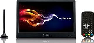 Lenco TFT-1028 - TV LED HD (25,5 cm, HDMI), Color Negro