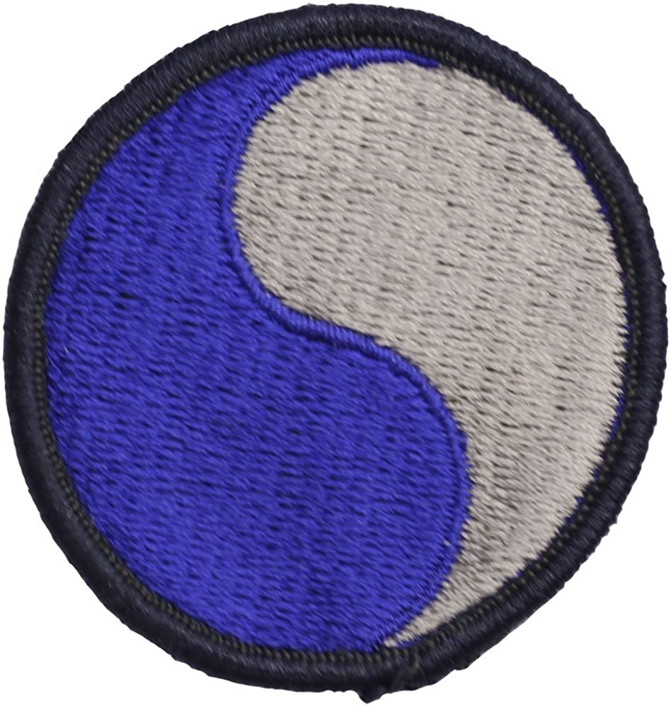 Milwaukee Mall 29th Industry No. 1 infantry Division color Patch Full