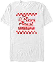 Toy Story Men's Pizza Planet Uniform T-Shirt