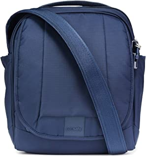 Pacsafe Metrosafe LS200 Lightweight Anti Theft Shoulder Bag, 7 Liter - Deep Navy