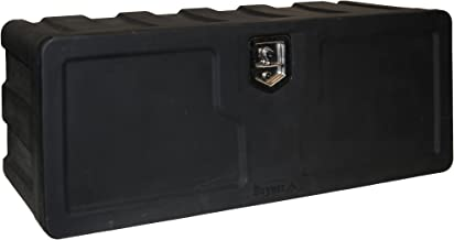 Buyers Products Black Poly Underbody Truck Box (18x18x48 Inch)