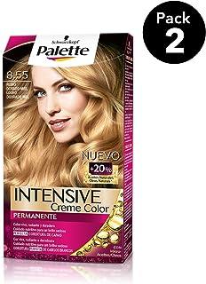 Palette Intense - Tono 8.55 Rubio Dorado Miel- 2 uds - Coloración Permanente - Schwarzkopf