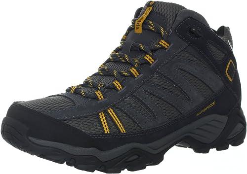 Columbia  NORTH PLAINS MID WP, Chaussures de randonnée homme
