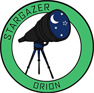 High Country Orion Constellation Telescope Stargazer Collection 3.5