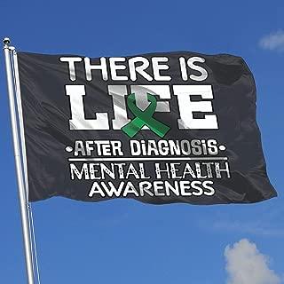 mental health awareness flag