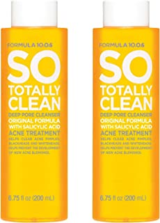Formula Ten O Six, So Totally Clean, Deep Pore Cleanser, Facial Astringents, 6.75 ounce, 2 pack