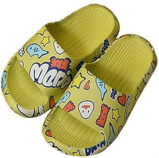 Pantoufles Enfants Maison d'été Piscine et Plage Doux Sandales Garcon Filles Tongs Chaussons Chaussures de Bain Antidérapant