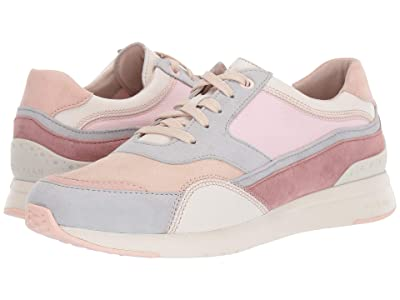 Cole Haan Grandpro Downtown Runner (Light Pink Multi) Women
