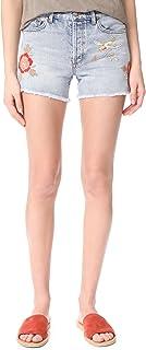 Siwy Women`s Avery Denim Boy Shorts