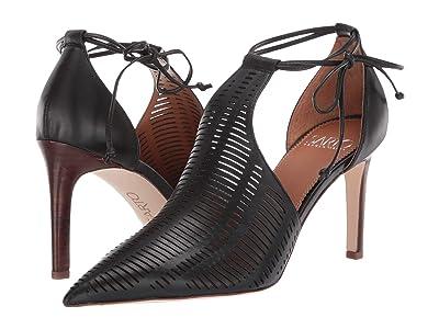 Franco Sarto Krista by Sarto (Black Leather) Women