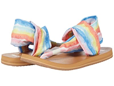 Sanuk Sling Soft Top Tie-Dye