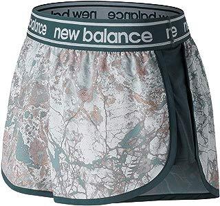 Shorts New Balance Accelerate Printend 2.5in   Feminino