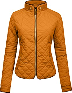 YOKO SHOP Womens Lightweight Quilted Zip Jacket/Vest S-3XL