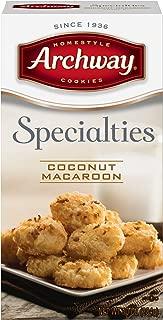 Best archway coconut macaroon cookies recipe Reviews