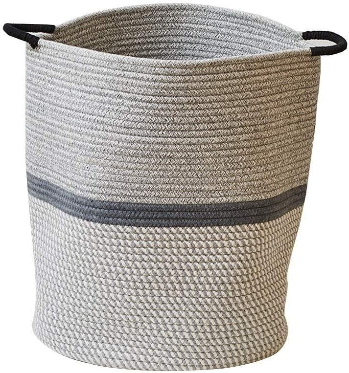 Laundry Basket - Large 45 42 Woven Blank cm Baby for Max 58% All items free shipping OFF Rope