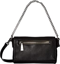 Lena Zip Chain Crossbody