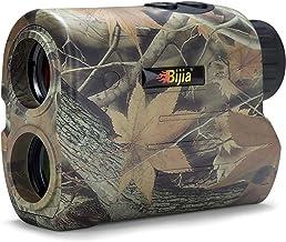 BIJIA Entfernungsmesser Laser Jagd Golf Rangefinder 600-1000 Meters,IP54 Wasserdicht/mit..