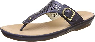 Hush Puppies Women New Canna Thong Leather Slippers