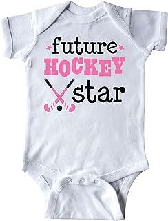 inktastic Future Field Hockey Star Infant Creeper