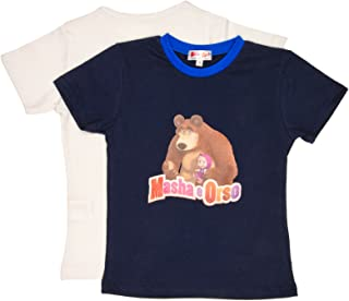 VIOLETTA T-shirt a maniche corte shirt 110 116 122 128 134 140 146 152 ragazze Disney