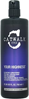 TIGI Catwalk by tigi your highness elevating conditioner for fine, lifeless hair, 25.36 Ounce