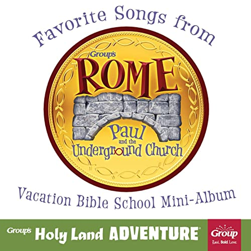 God's Love Is Always There (Rome Vacation Bible School Theme