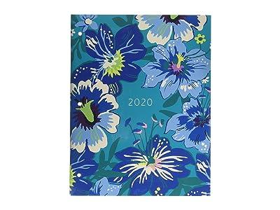 Vera Bradley 14 Month Booklet Planner (Moonlight Garden) Wallet