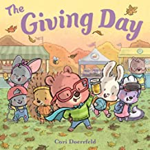 The Giving Day (A Cubby Hill Tale)