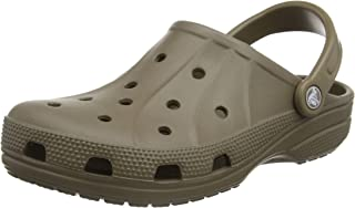 Crocs Unisex Ralen Clog, Walnut, Women's 6 US M/Men's 4 US M