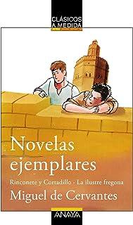 Novelas ejemplares: Rinconete y Cortadillo/La ilustre fregona