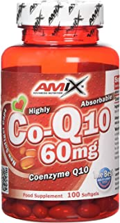 Amix Coenzym Q10 100 Caps 0.2 200 g