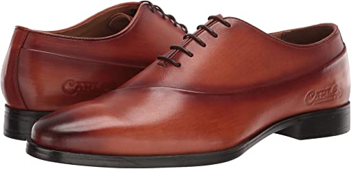 Cognac Calfskin Leather