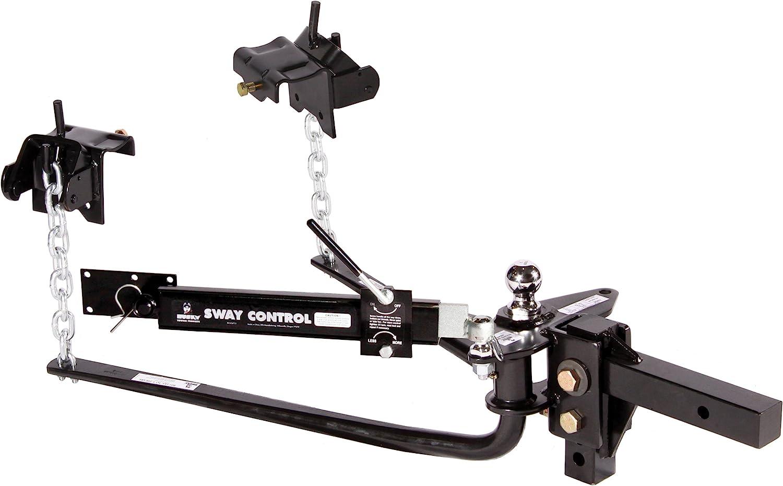 Husky 30849 Round Bar Weight Distribution Hitch