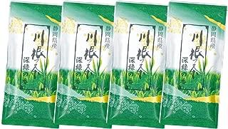 川根茶 深緑の香 100g×4袋セット