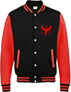 Bullshirt Men's Team Valor Varsity Jacket