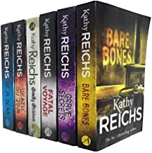 Temperance Brennan Series 1 Collection 6 Books Set By Kathy Reichs (Deja Dead, Death Du Jour, Deadly Decisions, Fatal Voya...