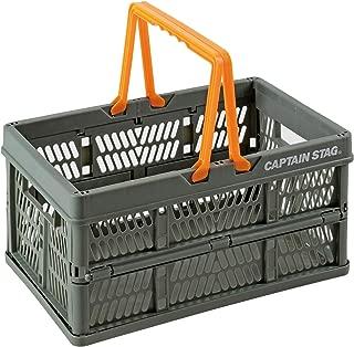 CAPTAIN STAG鹿牌折叠箱 篮球 折叠 折叠 折叠 带把手 S号