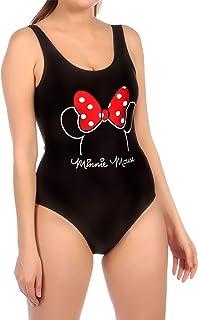 Disney Bañador para Mujer Minnie Mouse