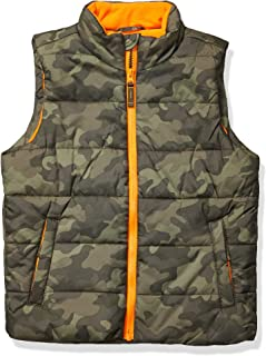 Boy's Heavy-Weight Puffer Vest
